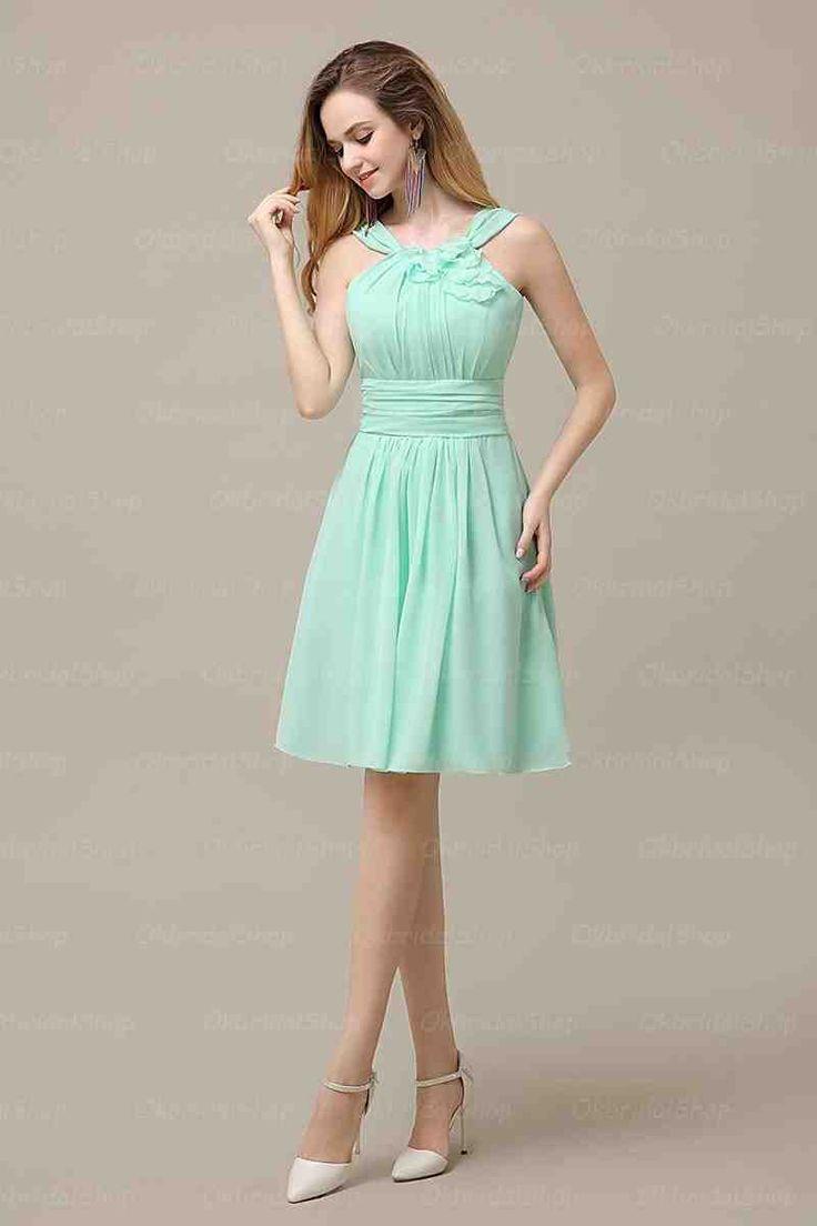 47 best Mint Green Bridesmaid Dresses images on Pinterest ...