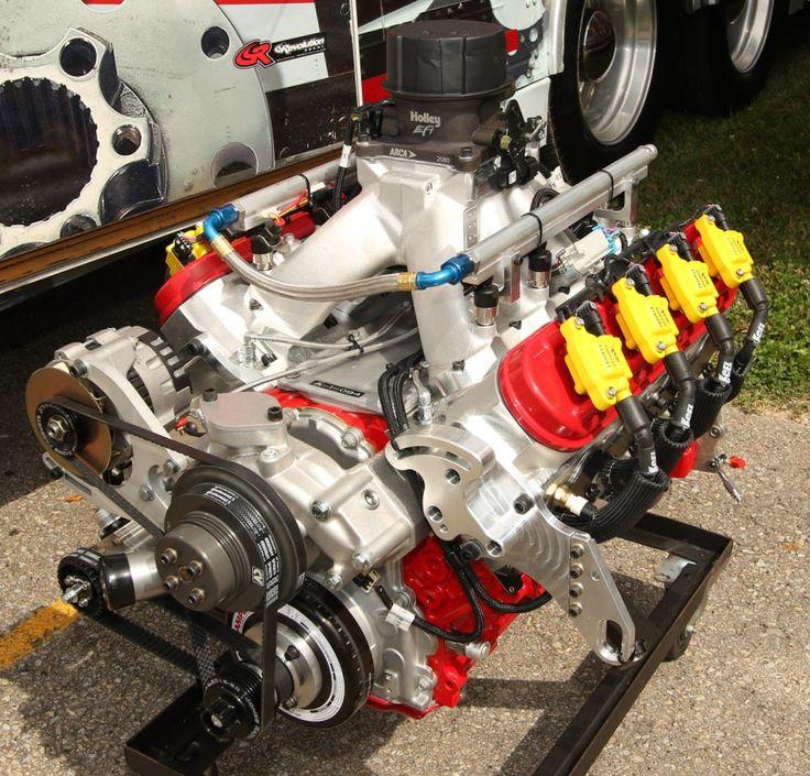 Motor'n   Ilmor 396 Engine & Holley EFI Dominate ARCA Again in 2016 as 100th Engine is Sold