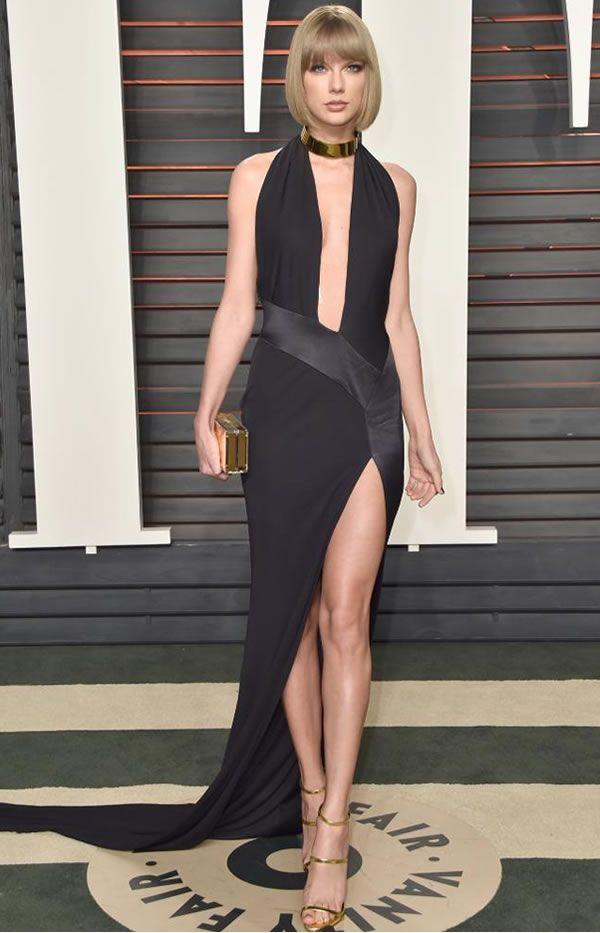 Taylor Swift no afterparty do Oscars 2016                                                                                                                                                                                 Mais