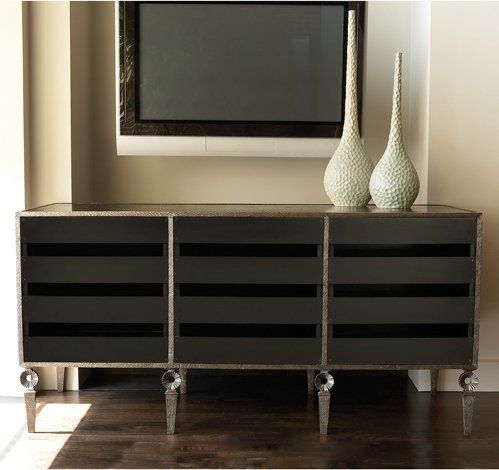 South Shore Decorating: Carps Traditional Media Cabinet - XVLG-37809-9