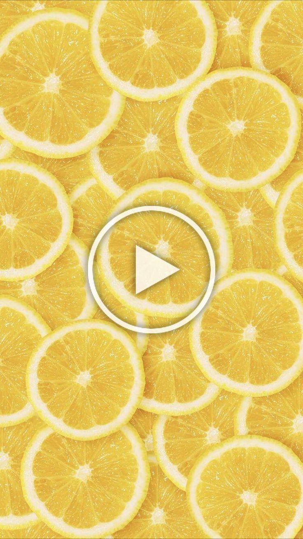 Yellow lemon yellowaesthetic Lemon wallpaper for your