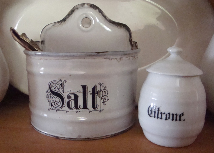 139 Best Images About Salt Cellars Amp Boxes On Pinterest