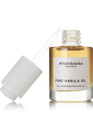 African Botanics - Pure Marula Oil - Cell Regenerating Face Oil, 30ml - Colorless