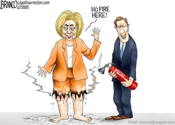 FBI Recovers 30 Benghazi Emails Deleted By Hillary   We have a presidential candidate who has deleted emails and done things illegally...That doesn't make sense to me because if that was any other person you'd be in prison. So, what is this country really standing for?