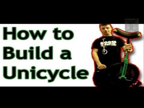 How to assemble a Torker Unicycle