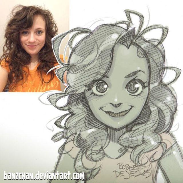 Como Aprender A Dibujar Caricaturas Como Un Profesional El Como De Las Cosas Caricatura De Personas Bocetos De Dibujos Animados Arte De Historietas