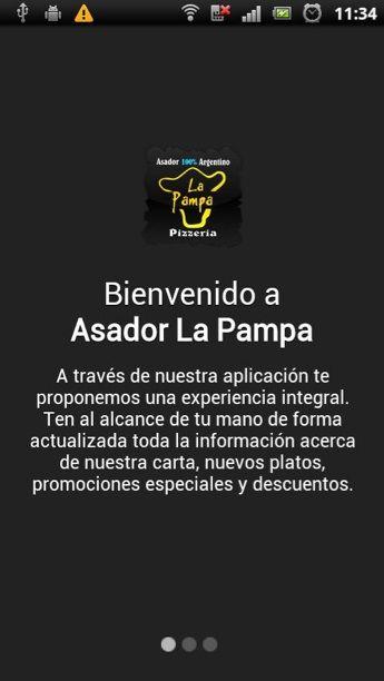 Asador la Pampa.