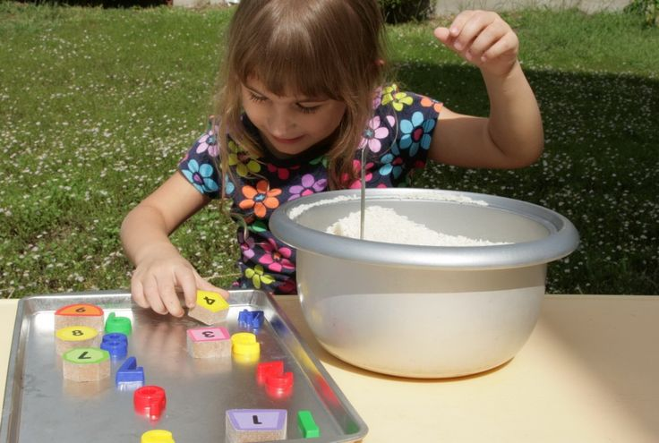 Fun learning activities for toddlers outside