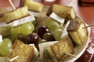 Broodrol met zalm en roomkaas - Brood en gezondheid