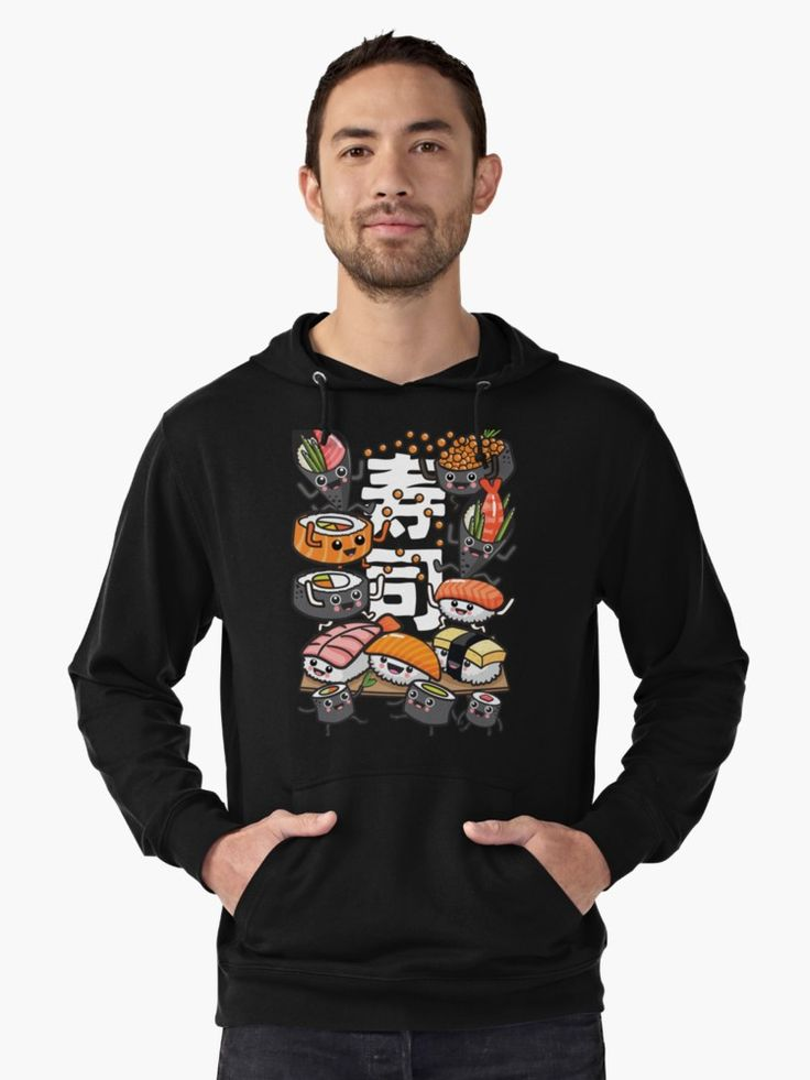 25% off Lightweight Hoodies & Lightweight Sweatshirts. Use code CREATE25 - Sushi 寿司 • Also buy this artwork on apparel, stickers, phone cases, and more.