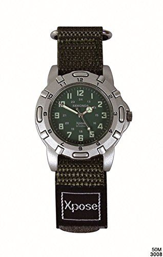 Sekonda 3008 Mens Sports Xpose Green Watch ** Want additional info? Click on the image.(This is an Amazon affiliate link and I receive a commission for the sales)