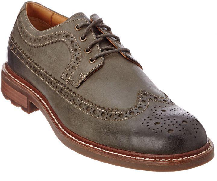 Sperry Men's Annapolis Wingtip Asv Leather Oxford