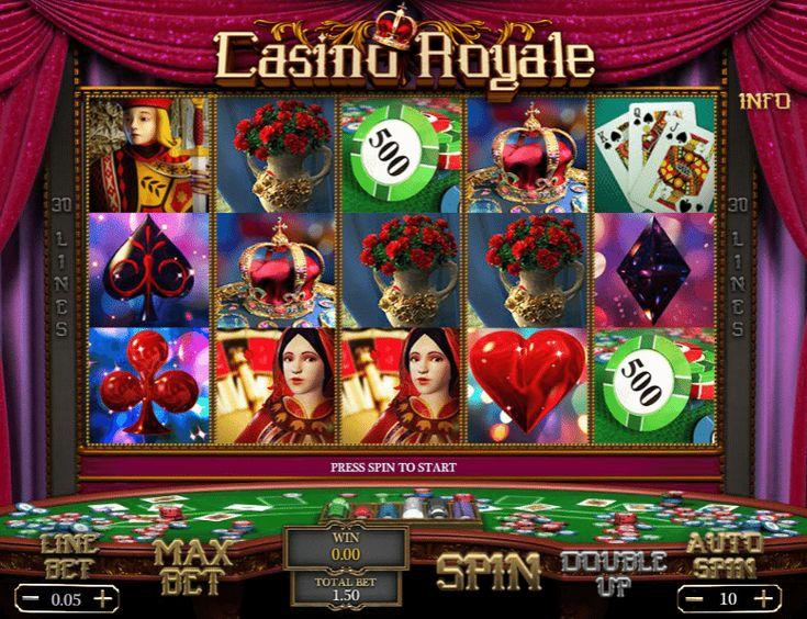 Играть казино рояль видео как снимать деньги с вулкан казино