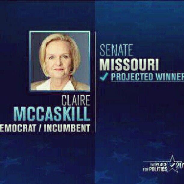 Claire McCaskill wins #MOsen over Todd Akin.
