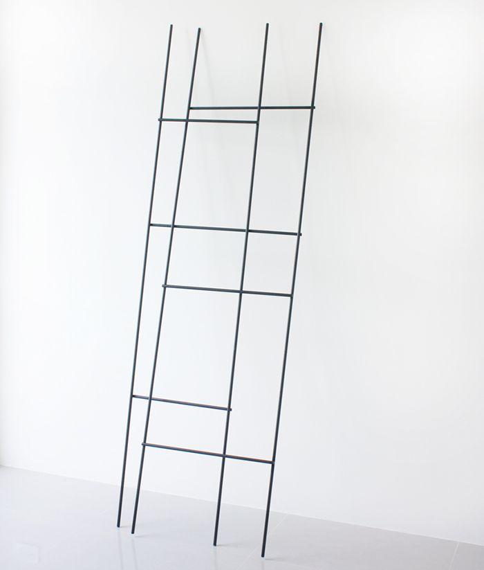 Ladder Coat Rack by Yenwen Tseng | Yellowtrace.