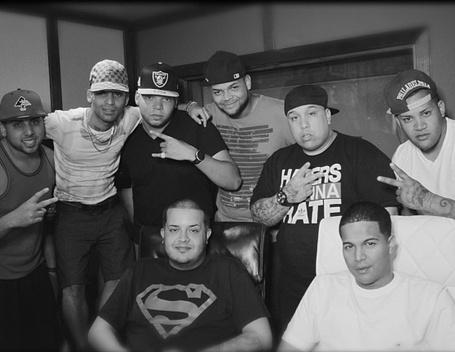Día 6 de mezcla de Sentimiento, Elegancia & Maldad...  Arcangel La Maravilla, Nely El Arma Secreta, DJ Luian, Mambo Kingz y Genio & Baby Johnny