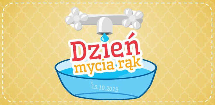 Dzień mycia rąk :)