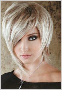 coiffure mi long court