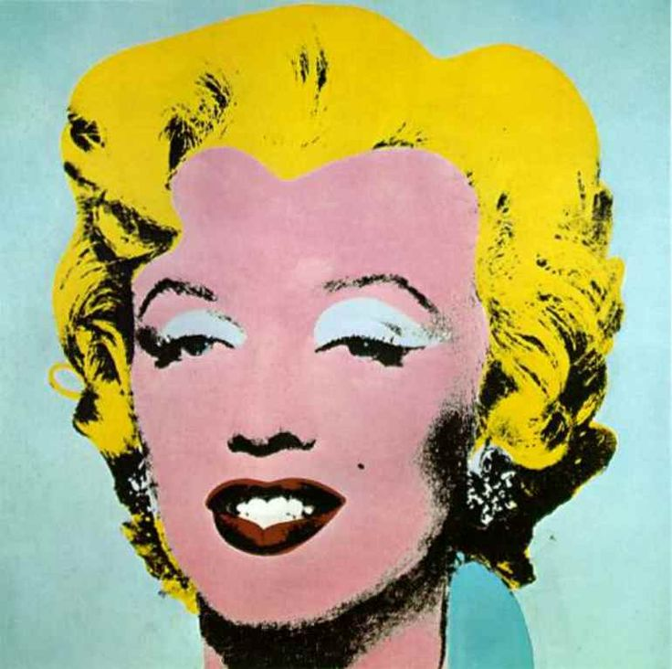 Berühmt Best 25+ Andy warhol marilyn ideas on Pinterest | Andy warhol  LU67