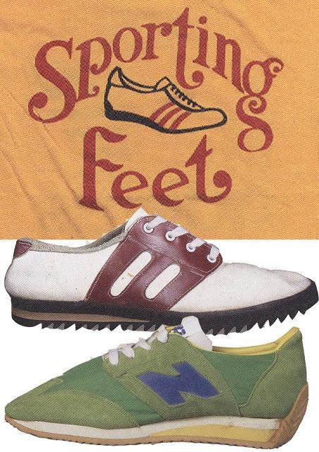 New Balance Vintage Running