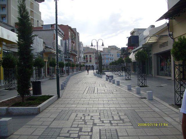 Larissa/Greece - Venizelou street | Flickr - Photo Sharing!