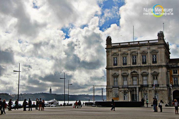 Terreiro do Paço, Lisboa. Portugal