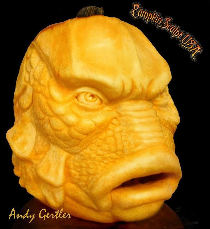 pumpkin carving by Pumpkin Sculpt USA 4
