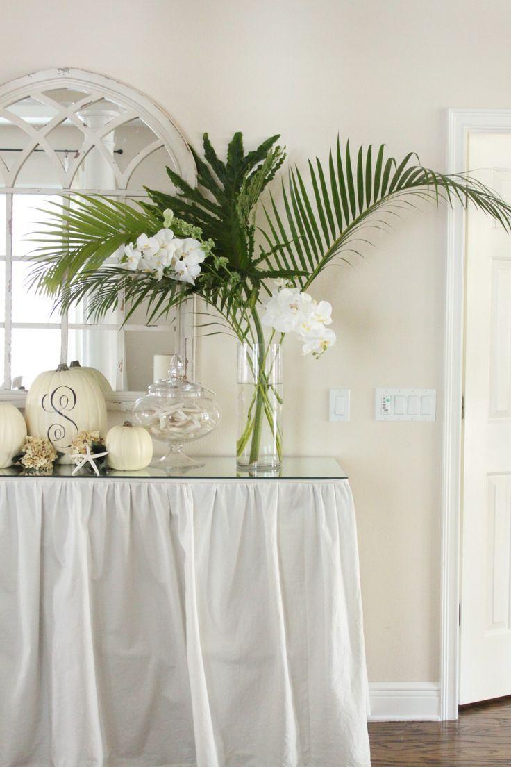 Easy Elegant Tropical Arrangements - Starfish Cottage