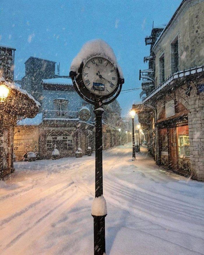 25 φανταστικά τοπία της Ελλάδας που αποδεικνύουν ότι ο χειμώνας της πάει πολύ-Γιάννενα