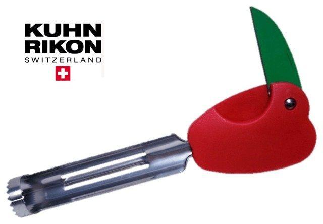 COLTELLO PER MELA Nuovo e accattivante coltello per la pulizia delle mele.