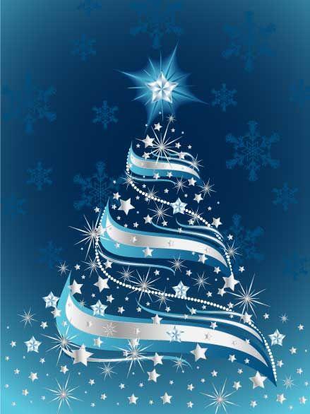 118 best fondos navidad images on pinterest merry - Fotos de arboles de navidad decorados ...