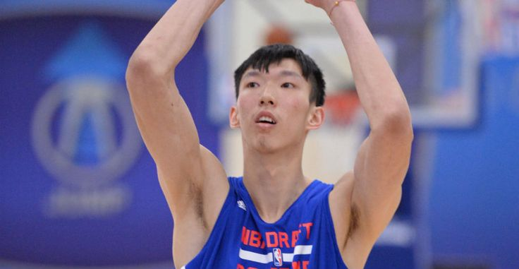 Zhou Qi Agrees to Deal with Houston Rockets