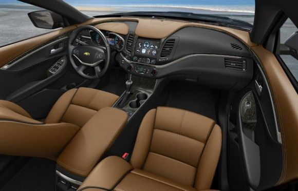 new 2014 impala interior. Don't really care what the outside looks like when the inside looks like this.