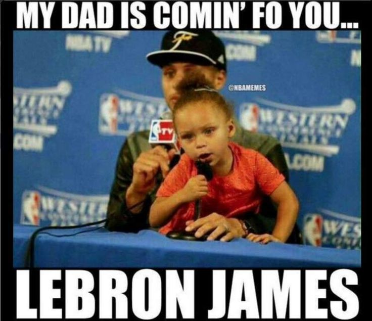 Steph Curry & LeBron James: The Memes You Need to See | Heavy.com