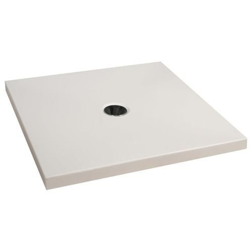 Coral Square Shower Tray