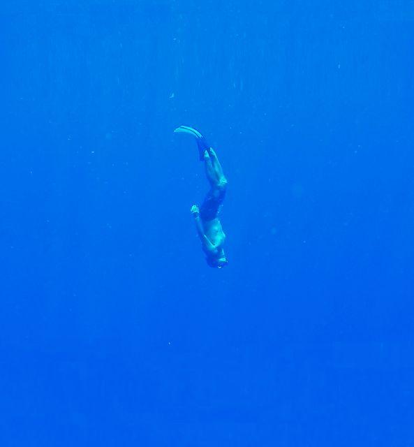 新・バリの素(もと): レンボンガン島で素潜りの面白さを知る:シュノーケリング(snorkelling)