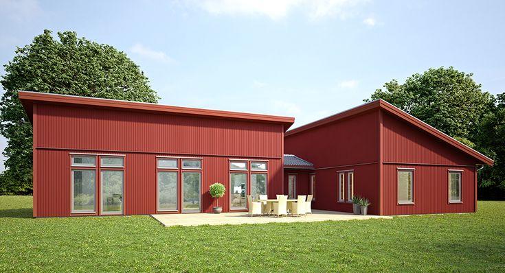 Arkitektritade & moderna hus när du ska bygga eget hus - LB-HUS