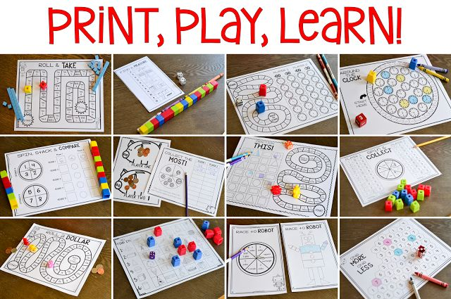 Math Games for the Whole Year! | Thank God It's First Grade (TGIF!) | Bloglovin'