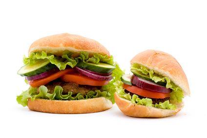 How to Make a Hamburger Costume (6 Steps)