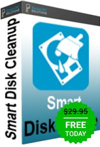 Safely free up disk space with Smart Disk Cleanup! Get it for FREE on GOTD!