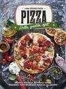 Pizza : grädda, grilla, njut! : [frasiga bottnar, kryddiga såser, smakrika toppingar och tillbehör!] / Lena Söderström .... #faktabok #livsmedel #matlagning #pizza