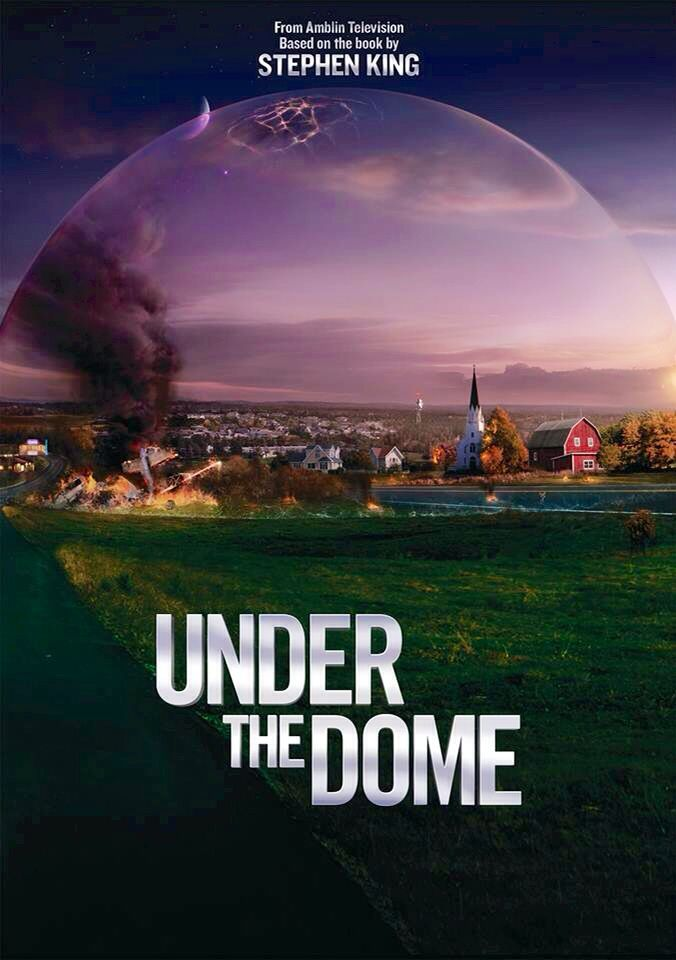 Sci-fi. TV show! It starts on November 4th in Latinoamérica!!! Tomorrow! Im so ready!   Under The Dome.