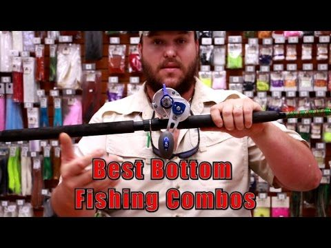 Hubbard's Marina Favorite Bottom Fishing Rod and
