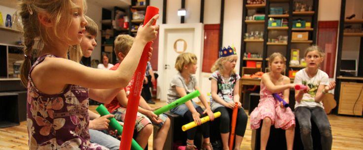 Kindergeburtstage im Universum® Bremen sind spannend und außergewöhnlich!