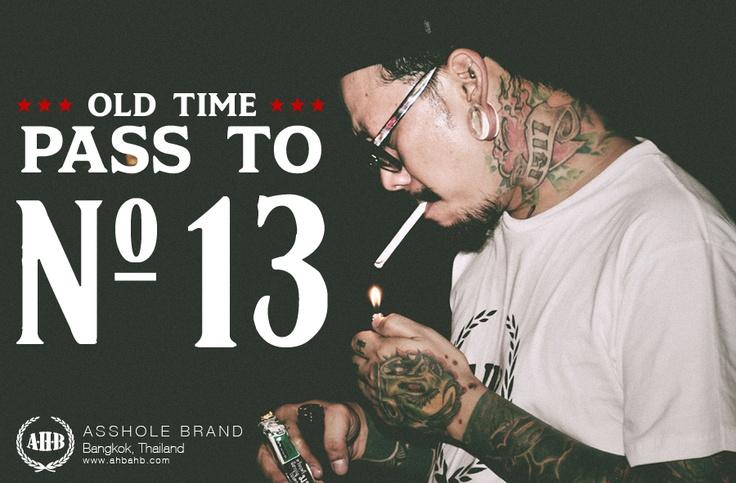 www.ahbahb.com #tattoo #street #street wear #13 #2013 #lookbook