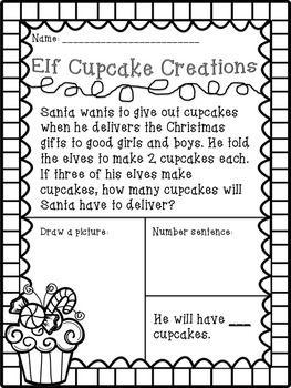 471 best Christmas Math Activities images on Pinterest