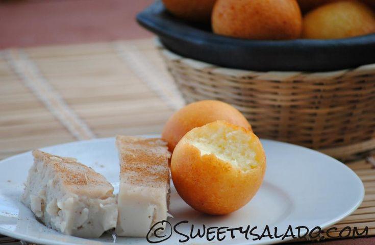 Sweet y Salado: Buñuelos Colombianos