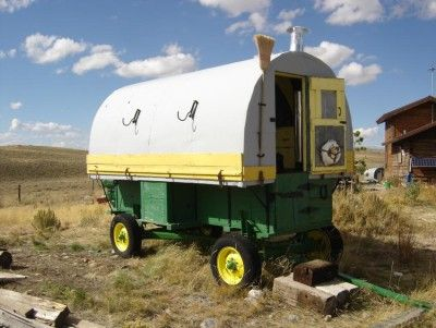 Old western wagons sheepwagons sheep wagons sheepcamps sheep camps covered wagons home - The mobile shepherds wagon ...