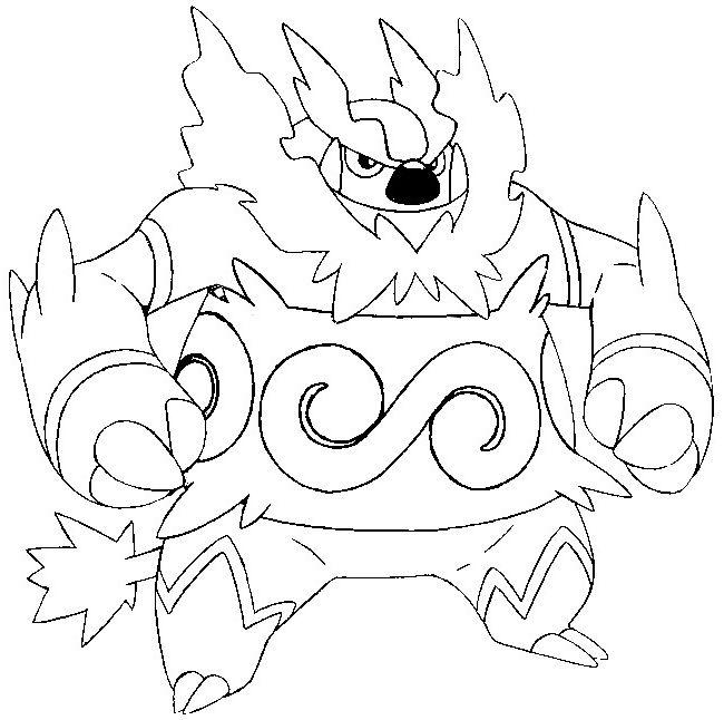 Coloriage Pokemon Ex Coloriageinfopokemon Coloriagepokemonchat