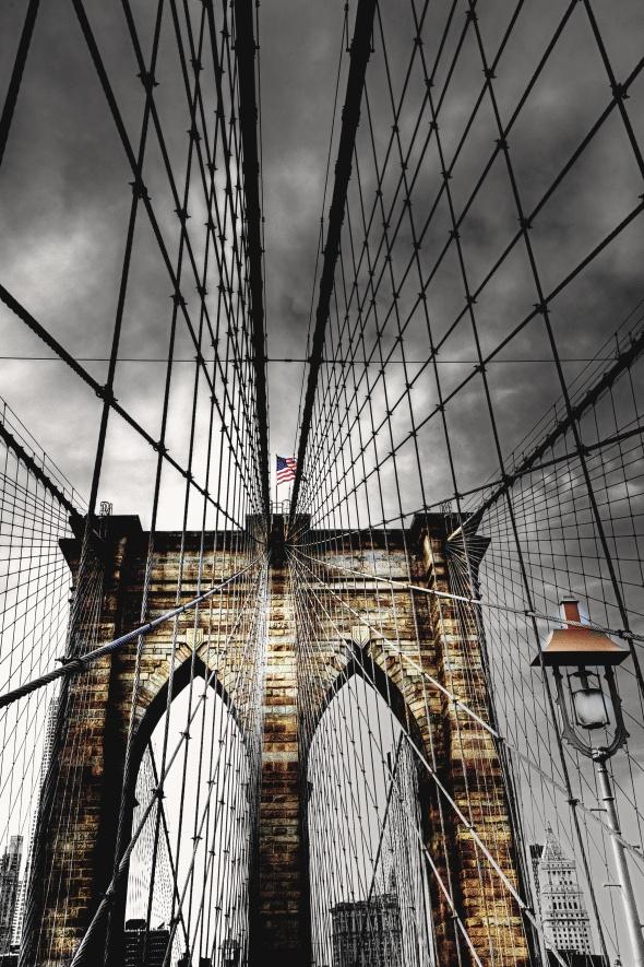 Research paper brooklyn bridge